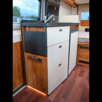 New Malibu 540 DB